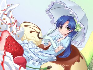Rating: Safe Score: 20 Tags: dress kisaragi_chihaya lolita_fashion maru_(sara_duke) the_idolm@ster User: Nekotsúh