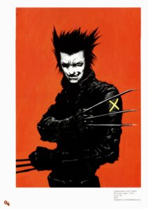 Rating: Safe Score: 7 Tags: male tsutomu_nihei wolverine x-men User: fireattack
