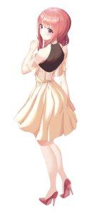 Rating: Safe Score: 28 Tags: dress heels munseonghwa User: saemonnokami