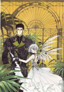 Rating: Safe Score: 2 Tags: clamp clover ryuu_f_kazuhiko suu_(clover) User: Share