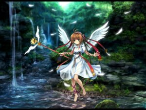 Rating: Safe Score: 19 Tags: card_captor_sakura dress feet kinomoto_sakura moonknives wings User: blooregardo