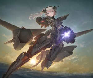 Rating: Safe Score: 13 Tags: ace_combat ace_combat_7 mecha_musume tom-neko_(zamudo_akiyuki) User: BattlequeenYume