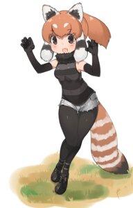 Rating: Safe Score: 16 Tags: animal_ears kei_(soundcross) kemono_friends pantyhose red_panda tail User: Mr_GT