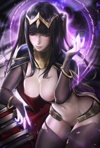 Rating: Explicit Score: 126 Tags: bottomless breasts fire_emblem fire_emblem_kakusei nipples no_bra open_shirt photoshop pussy sakimichan tharja thighhighs torn_clothes uncensored User: RiDexSS