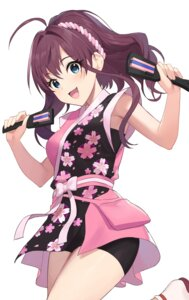 Rating: Questionable Score: 8 Tags: bike_shorts ichinose_shiki japanese_clothes onao the_idolm@ster the_idolm@ster_cinderella_girls User: Dreista