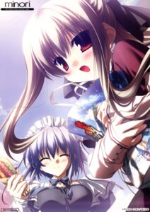 Rating: Safe Score: 18 Tags: chikotam eden elica maid minori sion User: admin2