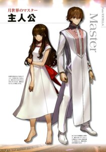 Rating: Questionable Score: 14 Tags: dress fate/extra fate/stay_night kishinami_hakuno type-moon wada_rco User: drop