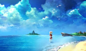 Rating: Safe Score: 17 Tags: chrono_cross kid landscape sunakumo User: charunetra