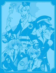 Rating: Safe Score: 4 Tags: clamp kerberos kudou_kazahaya monochrome sumeragi_subaru User: Radioactive