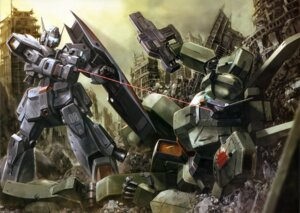 Rating: Safe Score: 11 Tags: gundam gundam_f91 mecha User: Radioactive