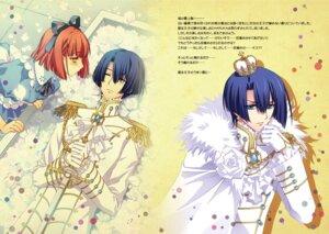 Rating: Safe Score: 11 Tags: alice_in_wonderland carnelian crossover hijirikawa_masato nanami_haruka_(uta_no_prince_sama) sword uta_no_prince_sama User: charunetra
