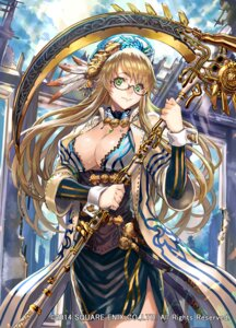 Rating: Safe Score: 47 Tags: cleavage dress megane no_bra ranou square_enix weapon User: blooregardo