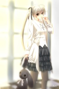 Rating: Questionable Score: 31 Tags: dance_of_eternity kasugano_sora pantyhose yosuga_no_sora User: sylver650