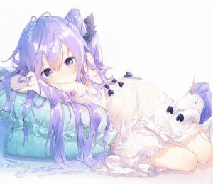 Rating: Safe Score: 158 Tags: azur_lane dress mizuya pantsu see_through unicorn_(azur_lane) User: Ricetaffy