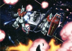 Rating: Safe Score: 4 Tags: gun gundam mecha mobile_suit_gundam User: Share
