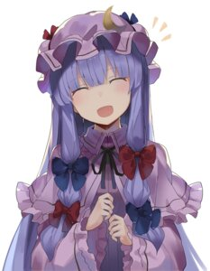Rating: Safe Score: 13 Tags: dress patchouli_knowledge rin_falcon touhou User: Dreista