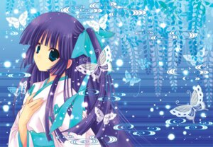 Rating: Safe Score: 32 Tags: nanase_aoi yukata User: blooregardo