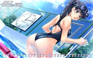 Rating: Questionable Score: 8 Tags: ass calendar erect_nipples kobapyon skyfish swimsuits wallpaper wet User: fairyren