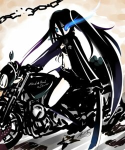 Rating: Safe Score: 6 Tags: black_rock_shooter black_rock_shooter_(character) eatbara sword vocaloid User: charunetra
