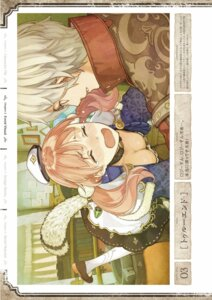 Rating: Safe Score: 6 Tags: atelier atelier_escha_&_logy digital_version escha_malier hidari jpeg_artifacts logix_ficsario User: Shuumatsu