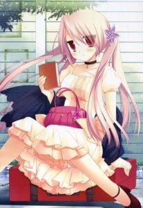 Rating: Questionable Score: 28 Tags: dress hachimitsu_otome_blossom_days lupinus mausu_miki miyasu_risa pantsu User: Gekisoku