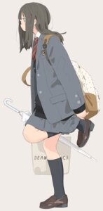 Rating: Safe Score: 21 Tags: kumanoi_(nichols) seifuku umbrella User: nphuongsun93