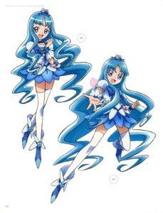 Rating: Questionable Score: 7 Tags: heartcatch_pretty_cure! kawamura_toshie kurumi_erika pretty_cure thighhighs User: drop