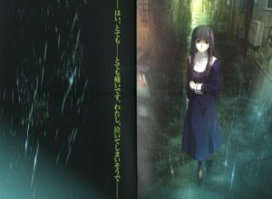 Rating: Safe Score: 11 Tags: asagami_fujino kara_no_kyoukai takeuchi_takashi type-moon User: reiserFS