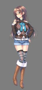 Rating: Safe Score: 60 Tags: amakano_~second_season~ azarashi_soft ichinose_honami piromizu thighhighs transparent_png User: donicila