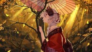 Rating: Safe Score: 30 Tags: bao_nuan fate/grand_order horns japanese_clothes tomoe_gozen_(fate/grand_order) umbrella wallpaper User: Nepcoheart