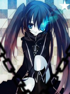 Rating: Safe Score: 19 Tags: black_rock_shooter black_rock_shooter_(character) hanepochi vocaloid User: Radioactive