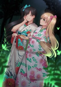 Rating: Safe Score: 27 Tags: epic7 genjung kimono yuri User: Mr_GT