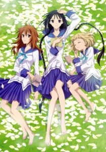 Rating: Safe Score: 24 Tags: amano_tooko bungaku_shoujo kotobuki_nanase seifuku tagme takeda_chia User: Radioactive