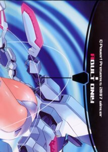 Rating: Questionable Score: 4 Tags: ass exelica g-power mecha_musume sasayuki trigger_heart_exelica User: Radioactive