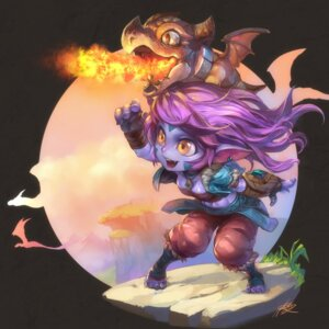 Rating: Safe Score: 18 Tags: animal_ears cleavage league_of_legends monster tagme tristana_(league_of_legends) User: nphuongsun93