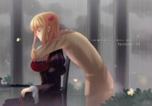 Rating: Safe Score: 7 Tags: beatrice dress umineko_no_naku_koro_ni ushiromiya_battler User: ghoulishWitchhx