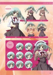 Rating: Safe Score: 7 Tags: akane_iro_ni_somaru_saka character_design expression feng izumi_tsubasu seifuku shiina_mitsuki User: admin2
