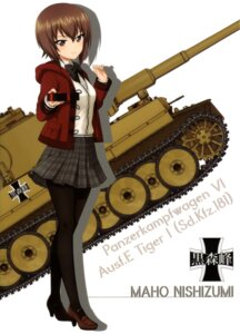 Rating: Safe Score: 15 Tags: girls_und_panzer heels nishizumi_maho pantyhose sweater tagme valentine User: drop