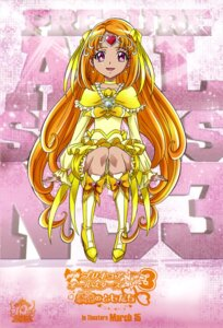 Rating: Safe Score: 10 Tags: aoyama_mitsuru pretty_cure shirabe_ako suite_pretty_cure User: drop