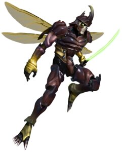 Rating: Safe Score: 2 Tags: armor samurai soul_calibur sword tekken weapon yoshimitsu User: Yokaiou