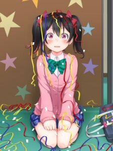 Rating: Safe Score: 30 Tags: love_live! seifuku sweater tagme yazawa_nico User: saemonnokami