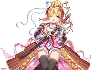 Rating: Safe Score: 33 Tags: armor byulzzi_mon lolita_fashion sword thighhighs wa_lolita User: blooregardo