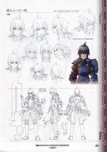 Rating: Safe Score: 1 Tags: bleed_through scanning_dust senjou_no_valkyria_3 sketch tagme weapon User: Radioactive
