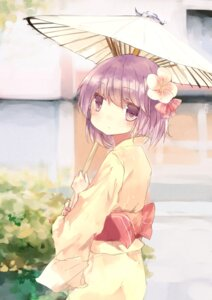 Rating: Safe Score: 14 Tags: fongjlf umbrella yukata User: mula3