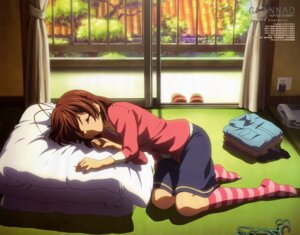 Rating: Safe Score: 38 Tags: clannad clannad_after_story furukawa_nagisa hikiyama_kayo User: Elow69
