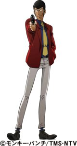 Rating: Safe Score: 4 Tags: arsene_lupin_iii gun lupin_iii User: Fanla