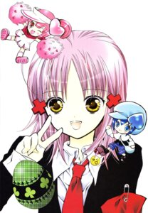Rating: Safe Score: 5 Tags: hinamori_amu miki peach-pit ran screening shugo_chara User: charunetra