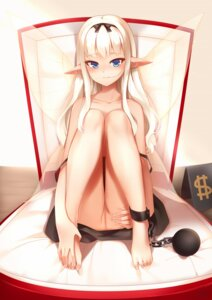 Rating: Explicit Score: 129 Tags: dress fairy feet kyuri_(405966795) nopan pointy_ears pussy uncensored wings User: Mr_GT