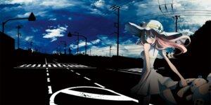 Rating: Safe Score: 34 Tags: dress landscape summer_dress takagi_(tansuke) tansuke thighhighs User: Nekotsúh