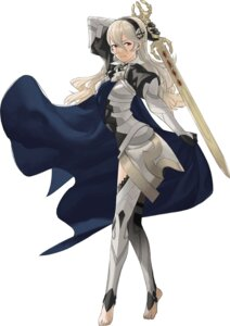 Rating: Safe Score: 38 Tags: armor feet fire_emblem fire_emblem_if kamui_(fire_emblem) kozaki_yuusuke nintendo sword thighhighs User: Radioactive